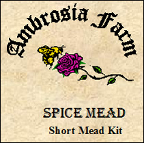 Spice Mead
